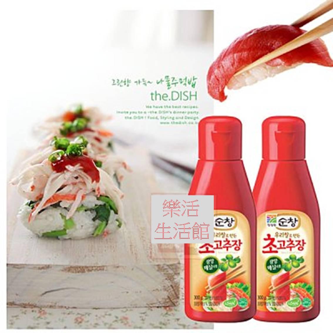 韓國韓式醋辣椒醬 300g  【樂活生活館】