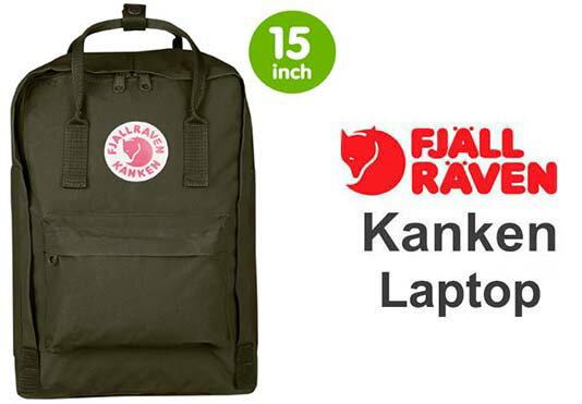 瑞典 FJALLRAVEN KANKEN laptop 15inch 290棕色 小狐狸包 0