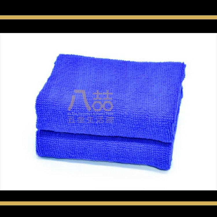 超細纖維毛巾 柔軟 汽車護理清潔 洗滌清潔布 30X30CM 洗車毛巾 浴巾 超吸水 不變形 洗車 沙灘巾 F 3