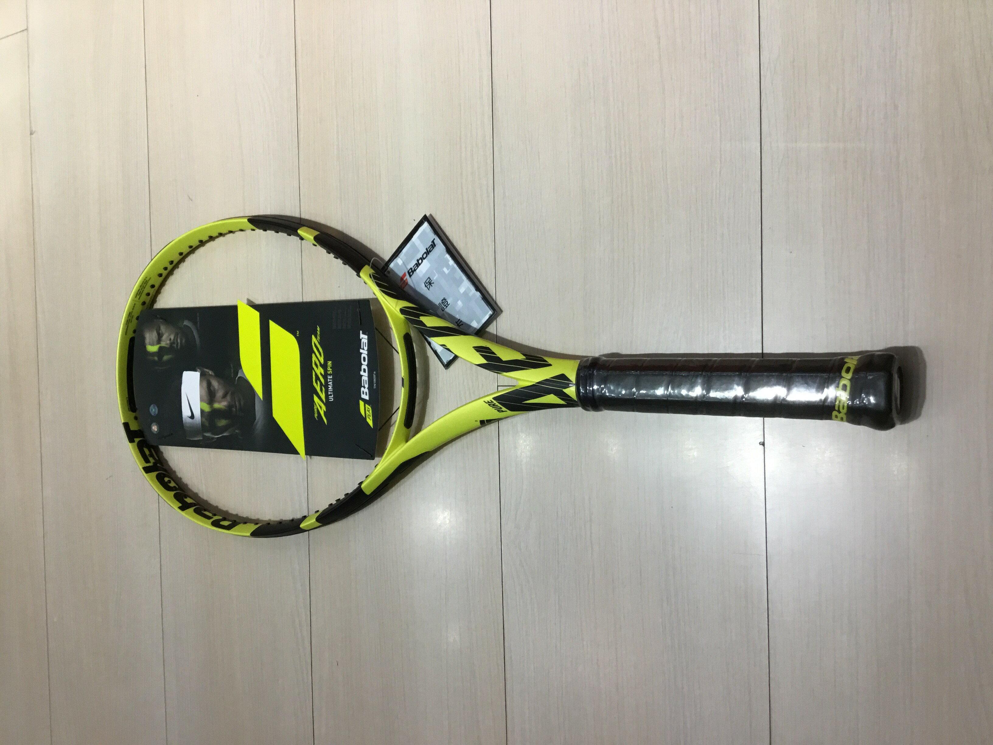 2018 Babolat Pure Aero Team 專業網球拍