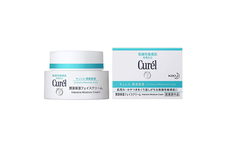 Curel 珂潤 浸潤保濕深層乳霜 40g