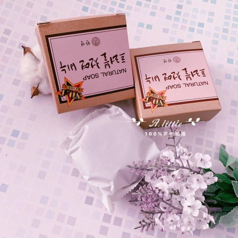 韓國 天然韓方戰痘皂100g