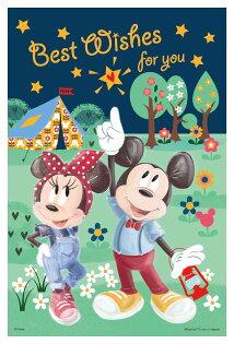 P2拼圖網:MickeyMouse&Friends卡片&雙面拼圖36片