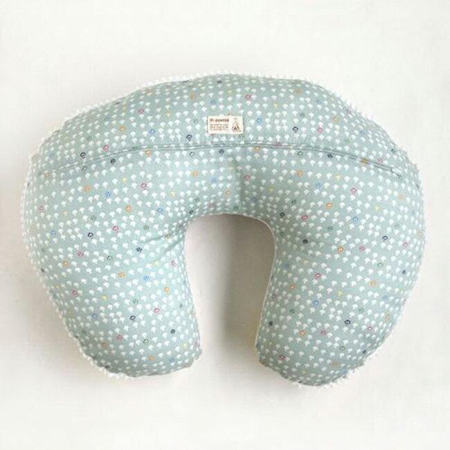 日本 Hoppetta 蘑菇多用途授乳枕 總公司代理貨 0