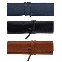 【施德樓】MS900LC-NA 新款全牛皮筆袋-深藍 (#限定商品) / 個