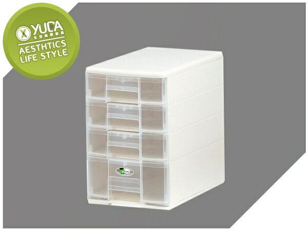 【YUDA】樹德 B5-PC13 (3抽) 收納玲瓏盒 / 文件盒 / 收納盒