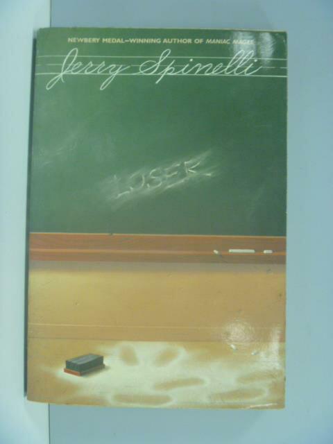 【書寶二手書T1/原文小說_GBP】Loser_SPINELLI, JERRY