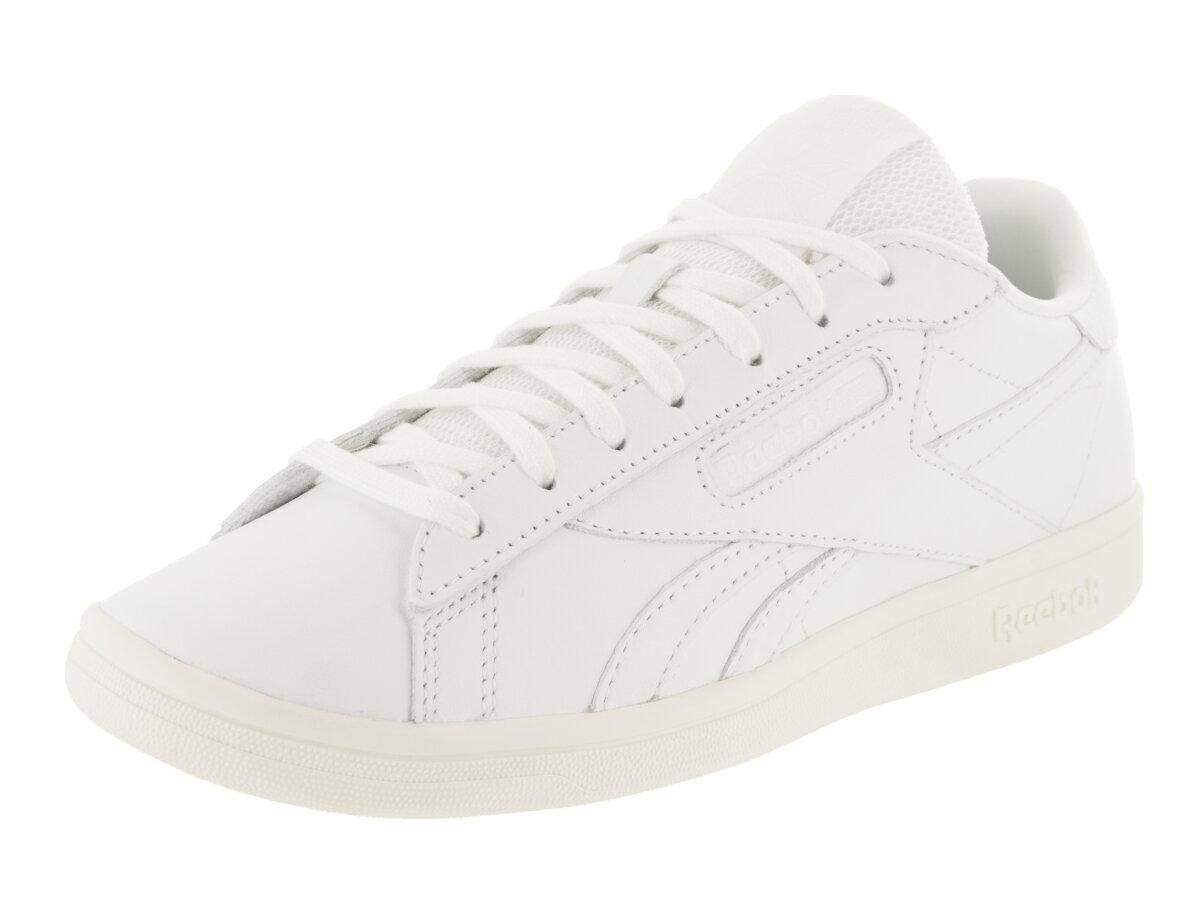 9018e620b6630d shoezoo  Reebok Women s NPC UK Leather Classic Casual Shoe