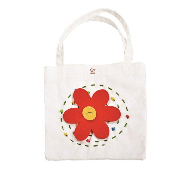 東喬精品百貨商城:【免運費】《德國Hape愛傑卡》木製工藝系列-提袋刺繡