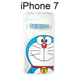 哆啦A夢透明軟殼 [大臉] iPhone 7 小叮噹【正版授權】