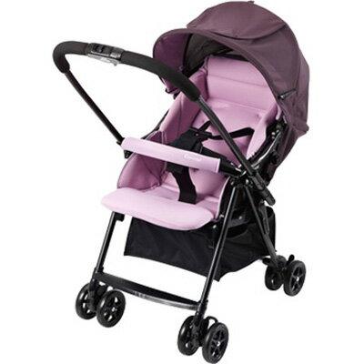 【悅兒樂婦幼用品?】Combi 康貝 超輕量雙向嬰幼兒手推車 Cozy-柔紫