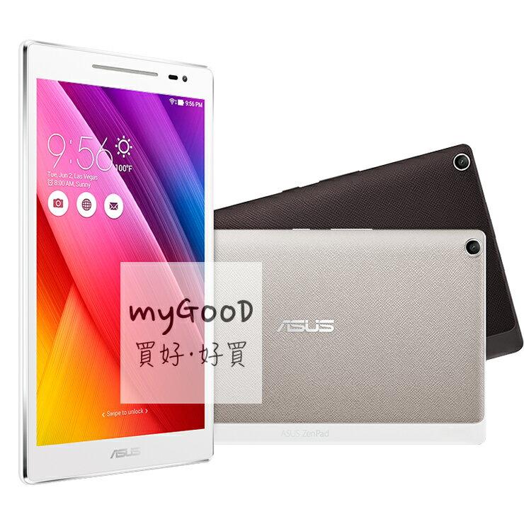 [全新未拆封,非福利品 黑/金]ASUS 華碩 ZenPad 8.0 Z380KNL 2G/16G 8吋LTE通話平板 我的追劇神器