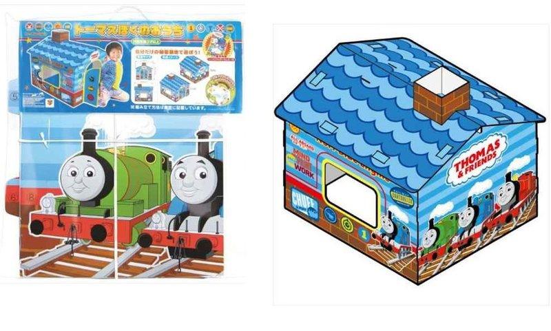 有樂町進口食品 日本節慶限定商品 湯瑪士火車THOMAS&FRIENDS(兒童帳篷)三麗鷗人物