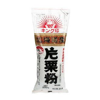 有樂町進口食品 日本 二木太白粉 片栗粉200g