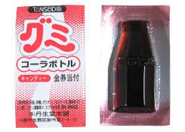 有樂町進口食品 日本 丹生堂本舖 復古橡皮糖可樂軟糖禮盒 4個