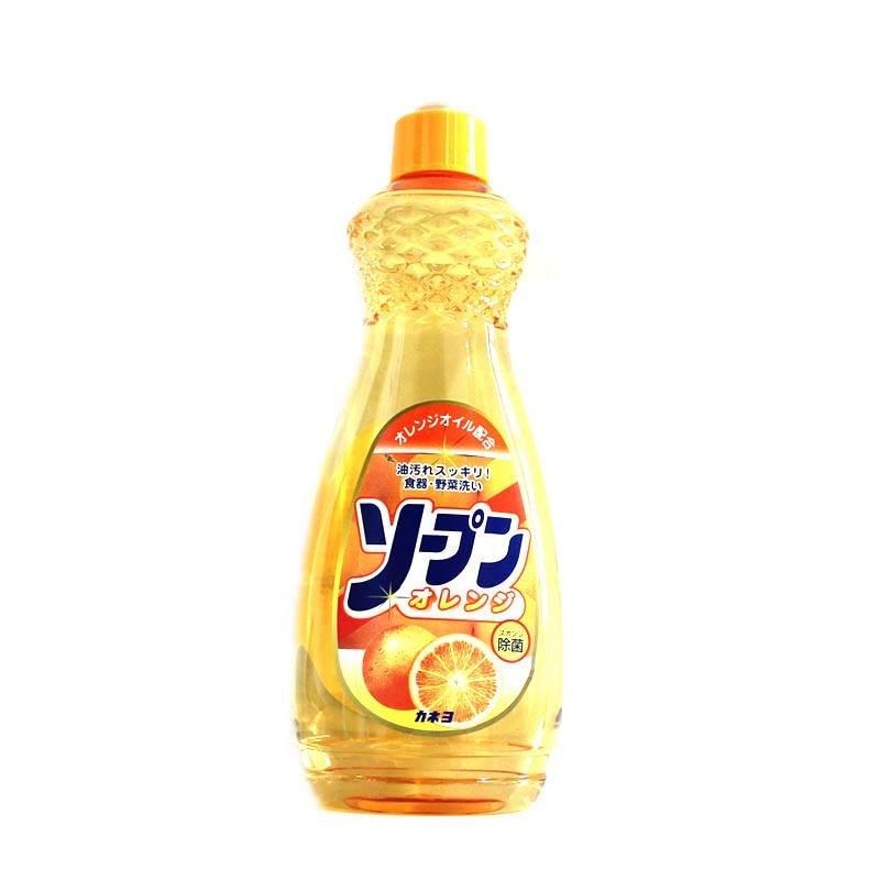 有樂町進口食品 日本 橘子洗碗精 - 限時優惠好康折扣