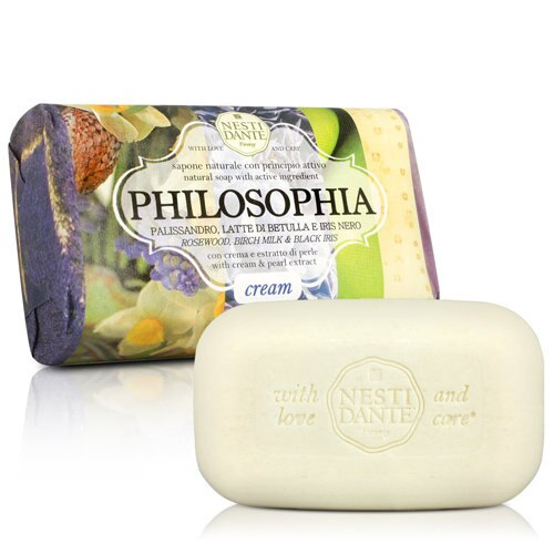 有樂町進口食品 Nesti Dante 義大利手工皂-時尚能量系列-珍珠乳霜(250g) - 限時優惠好康折扣