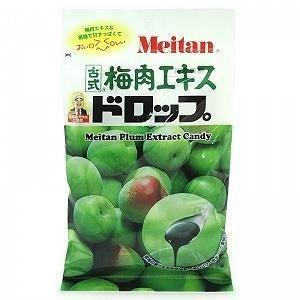 有樂町進口食品 日本 梅丹本舖的青梅精糖 4978986101423