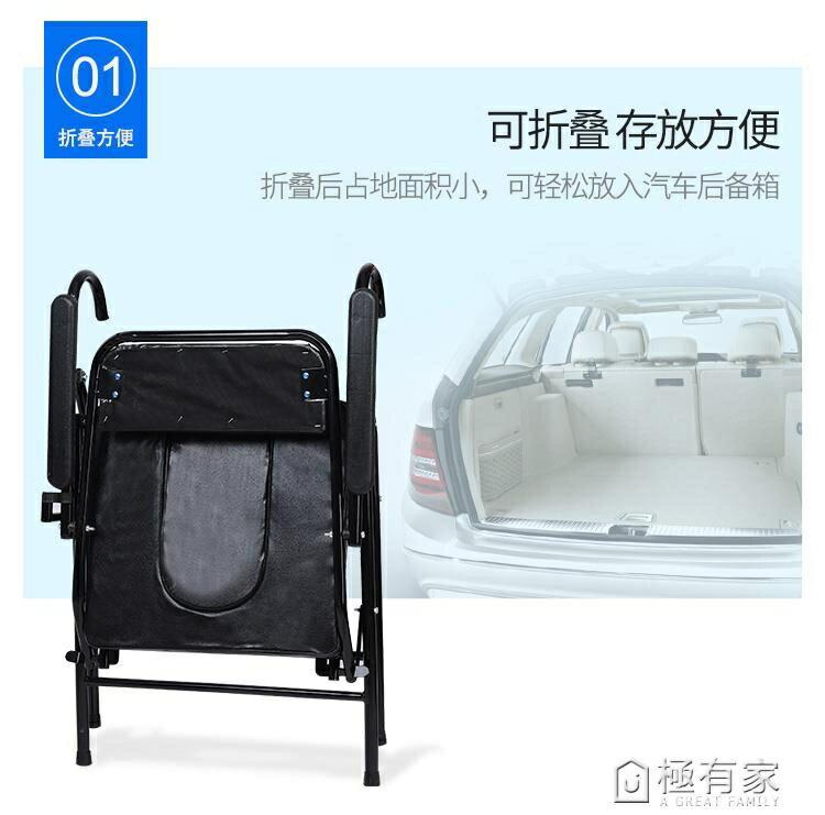 老人坐便椅實木孕婦殘疾人便盆馬桶凳坐便器老年人上廁所椅子家用  ATF 『樂居家』