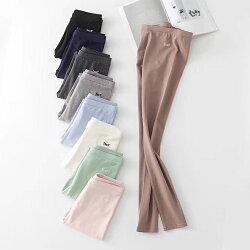 SUPER SHE 純棉柔軟打底內搭褲 含中大尺碼 預購+現貨