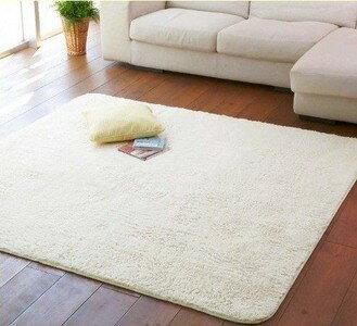 幸福家居商城:外銷日本等級千趣會160*230CM高級純色防滑超柔絲毛地毯(客製訂作款)