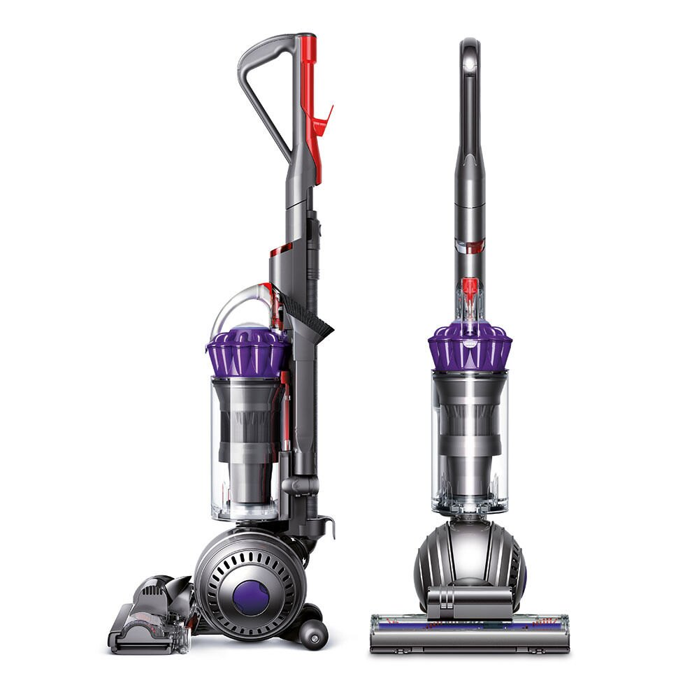 Dyson UP16 Light Ball Animal Upright Vacuum Cleaner (Iron/Purple)