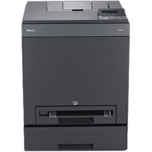 Dell 2150CDN Laser Printer - Color - Plain Paper Print - Desktop 1