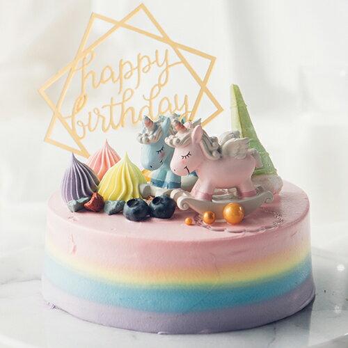 約定夢幻島 6吋【PATIO帕堤歐】 造型蛋糕/生日蛋糕/卡通蛋糕