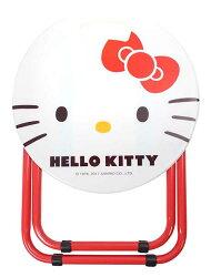 X射線【C385853】Hello Kitty 鐵管矮凳椅-臉,露營椅/收納椅/造型椅/折疊椅/凳子/矮凳/板凳/椅子/餐椅/搖椅/嗶嗶椅/卡通嗶嗶椅