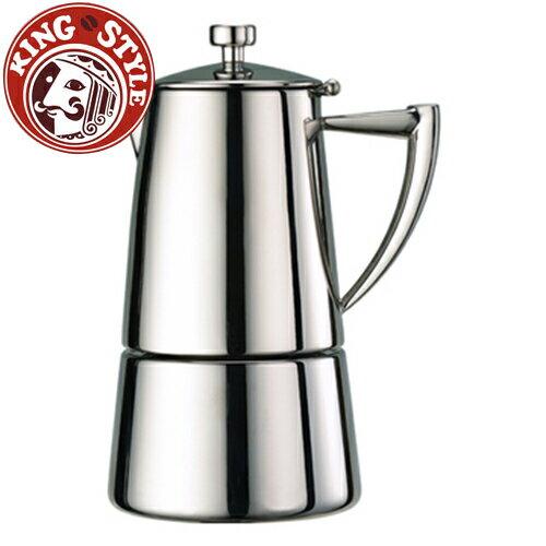 金時代書香咖啡 Tiamo 瑞特4杯摩卡壺