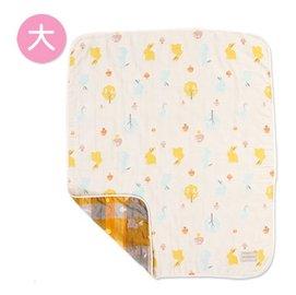【淘氣寶寶】奇哥 Joie 快樂森林六層紗布被 (大:110x135 公分) 六層紗布、透氣排汗、無螢光劑 TLC601000 【奇哥正品】