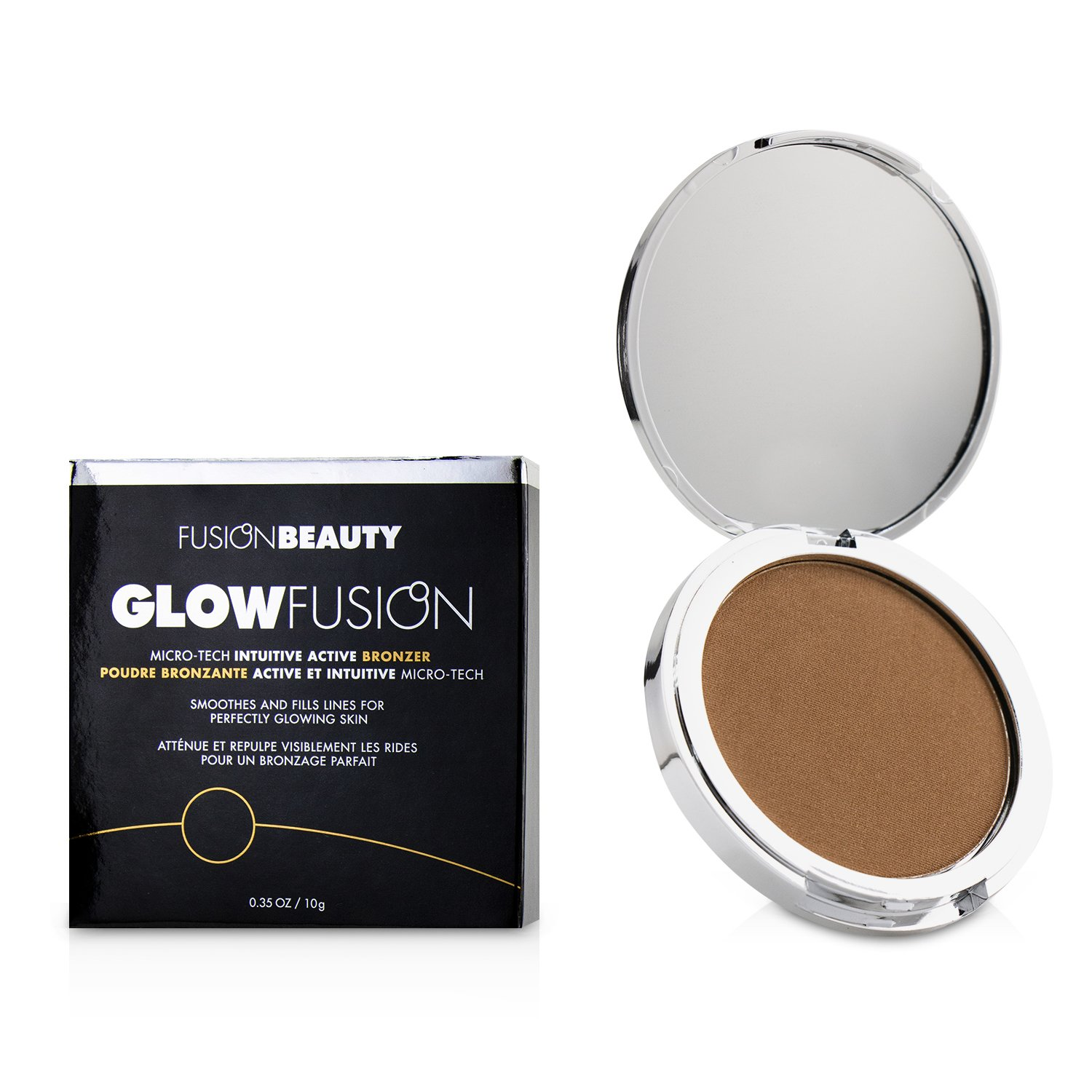 Fusion Beauty - 修容粉餅GlowFusion Micro Tech Intuitive Active Bronzer