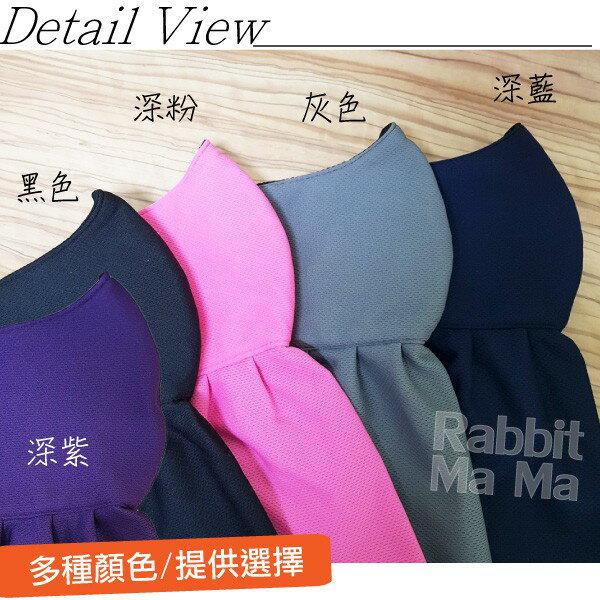 【現貨】兔子媽媽/台灣製,吸濕排汗遮頸口罩.護頸口罩.防曬.抗UV立體口罩/抗紫外線6183