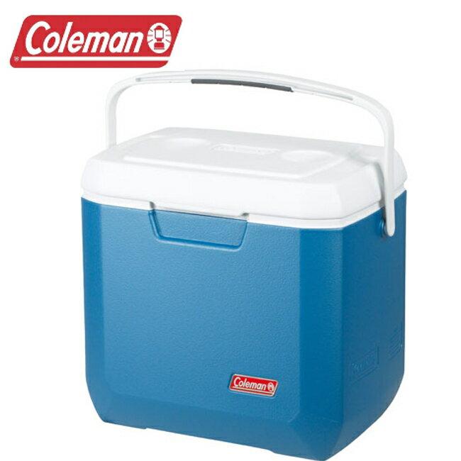 Coleman 26L Xtreme 海洋藍手提冰箱/冰桶 CM-31629M000 /台北山水