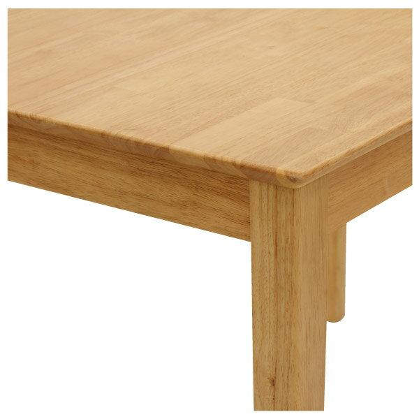 ◎(OUTLET)實木餐桌 SOLID2 LBR 福利品 NITORI宜得利家居 2