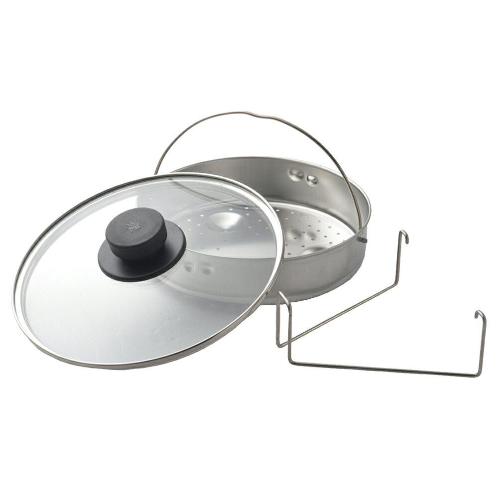 【WMF】WMF壓力鍋配件組(鍋蓋+三角架組) 1