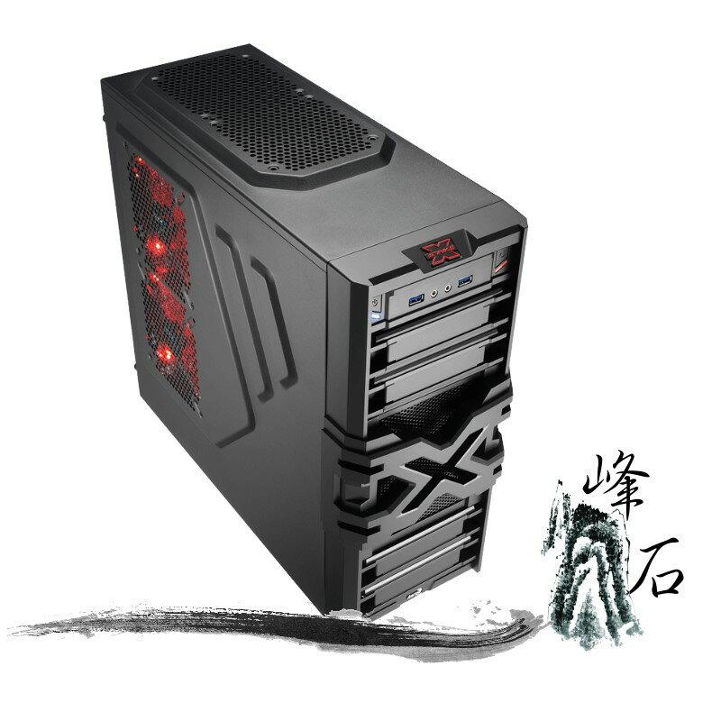 樂天限時優惠! Aero cool Strike-X One Advance 黑色機殼