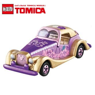 日貨 TOMICA DM-08 魔髮奇緣古董車 長髮公主 樂佩 迪士尼 多美小汽車【N202054】