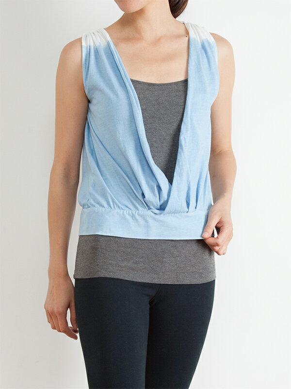 【Bali】100%有機棉Gillet短罩衫 3
