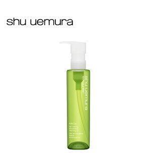shu uemura植村秀 植物精萃潔顏油150ml (綠茶版) 《Umeme 》
