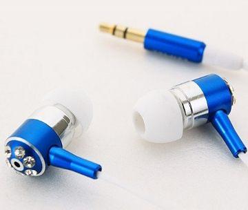 CLiPtec 水晶耳塞式耳機