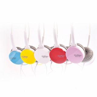 CLiPtec Color Band 時尚造型頭戴式耳機