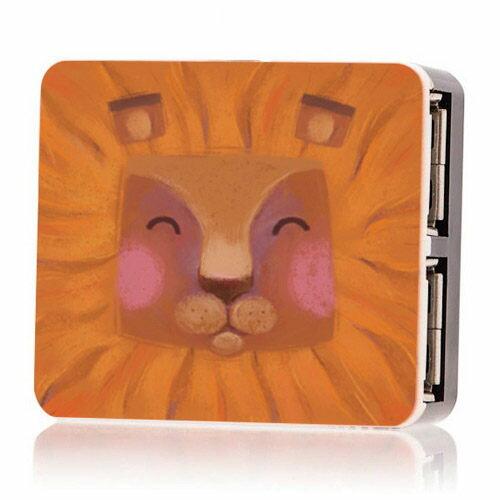 i2 方頭獅USB集線器