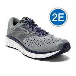BROOKS 18FW 緩衝型 男慢跑鞋 GLYCERIN 16系列 2E寬楦 1102892E059 贈腿套【樂買網】