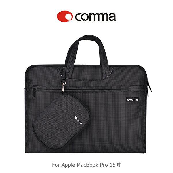 強尼拍賣~commaAppleMacBookPro15吋紳派電腦包手提包筆電包防水抗震通用包