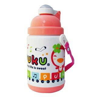 『121婦嬰用品館』PUKU 保溫彈跳水壺375ml 1