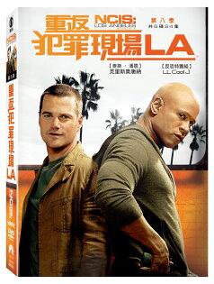 重返犯罪現場LA第八季DVD