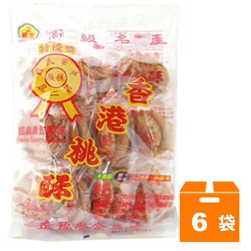 正福堂 香港桃酥 350g (6袋)/箱
