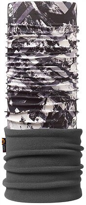~登山樂~西班牙 BUFF 頂峰絕景 POLAR保暖頭巾 ^# BF108959