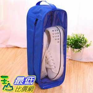 [106玉山最低比價網] 防潑水透明 攜帶型 手提鞋袋 收納袋 790882